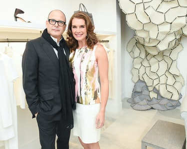 Reed Krakoff and Brooke Shields