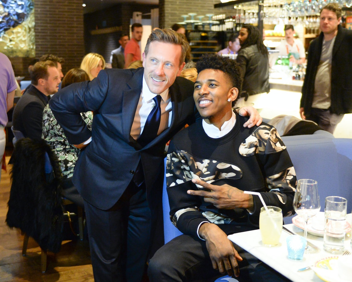 Scott Schuman and Nick Young