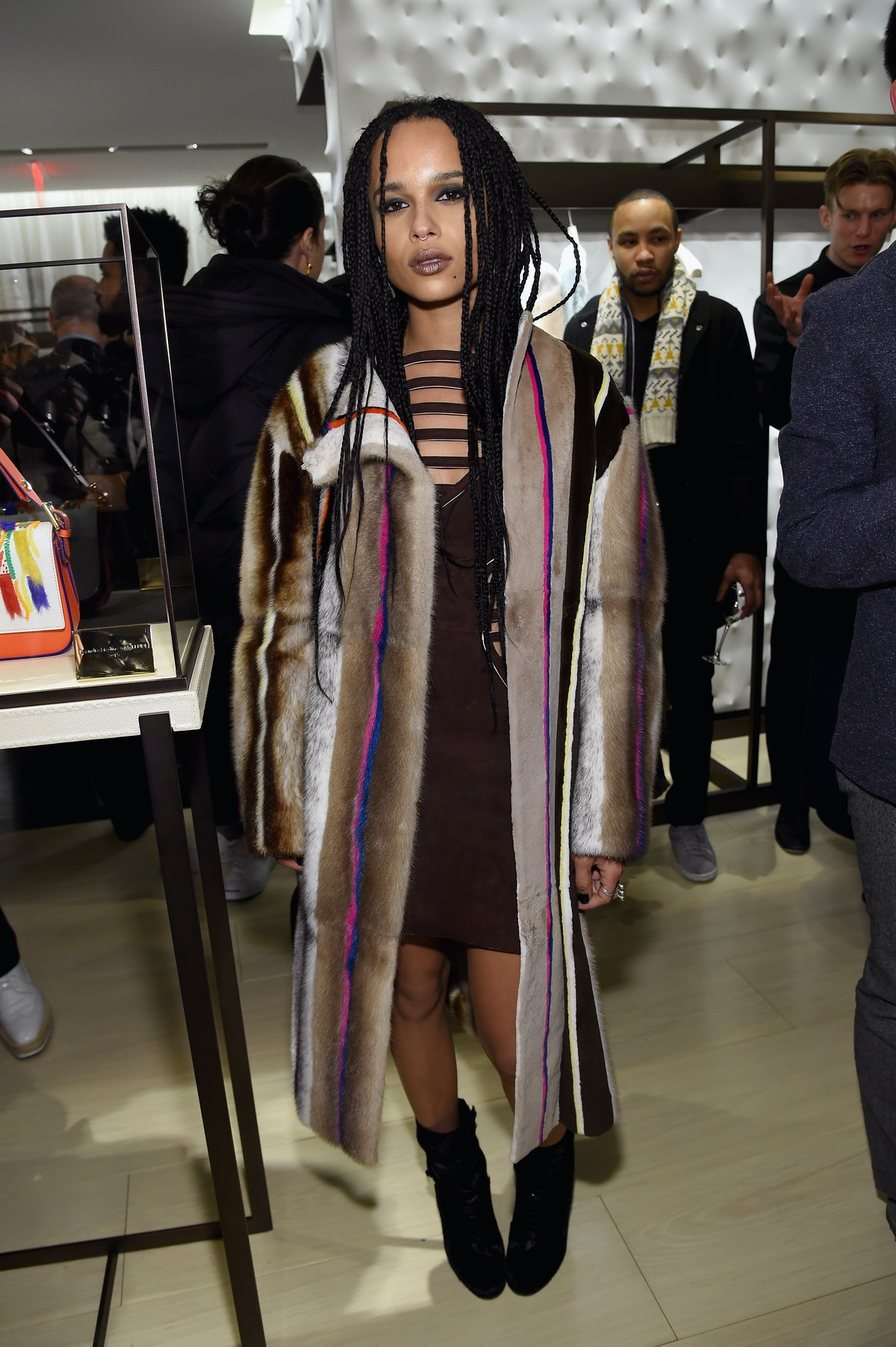 FENDI Celebrates The Opening Of The New York Flagship Store - Cocktails
