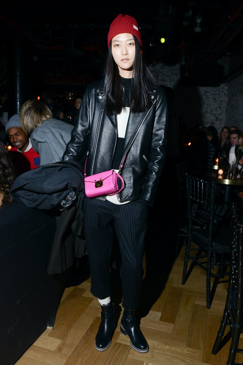 YIGAL AZROUEL Fall 2015 After Party
