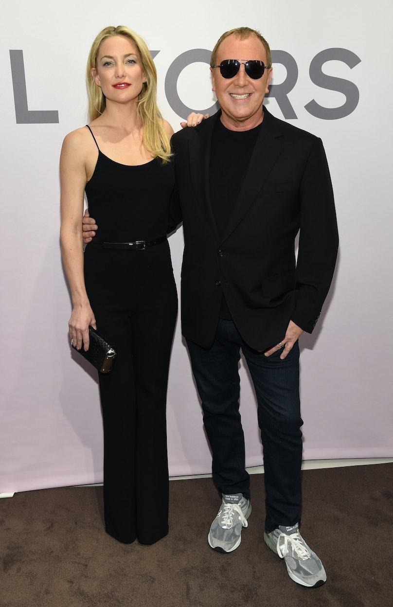 Kate Hudson and Michael Kors celebrate Kors' Miranda Eyewear Collection