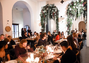 Barneys New York and Padma Lakshmi host a private dinner in honor of Ben Gorham and the launch of By...