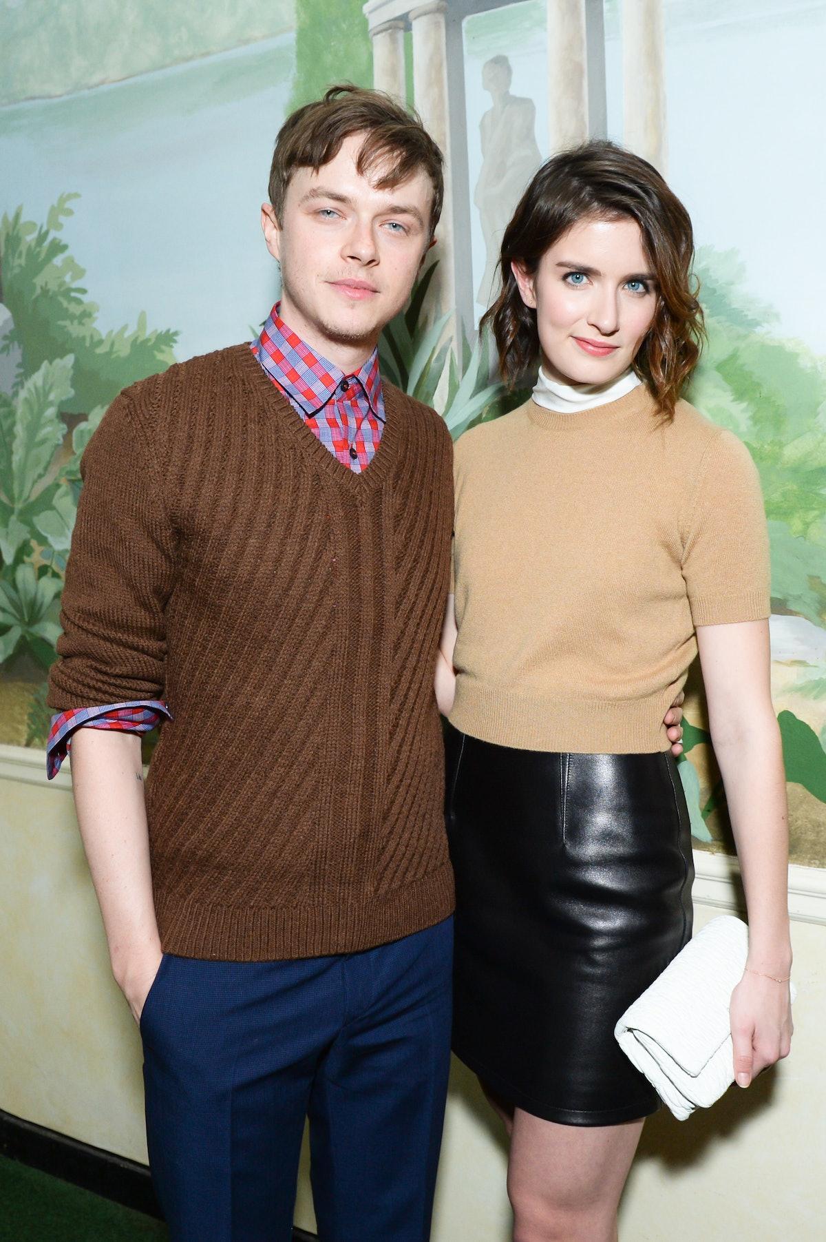 Dane DeHaan and Anna Wood Dehaan