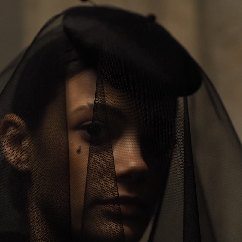 Backstage at Thom Browne Fall 2015