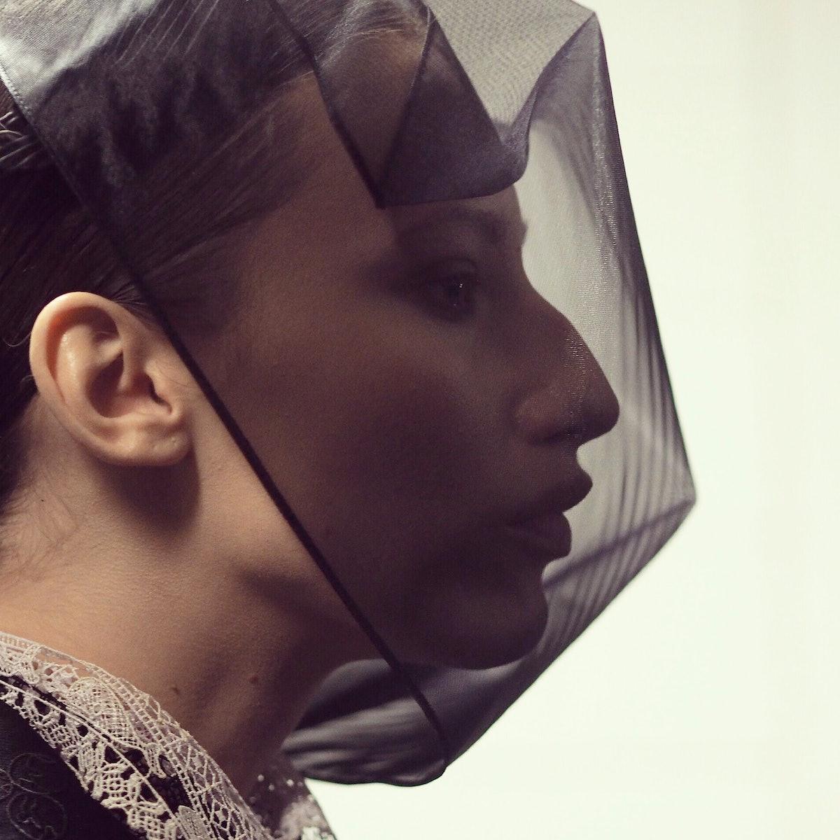 Backstage at New York Fashion Week Fall 2015