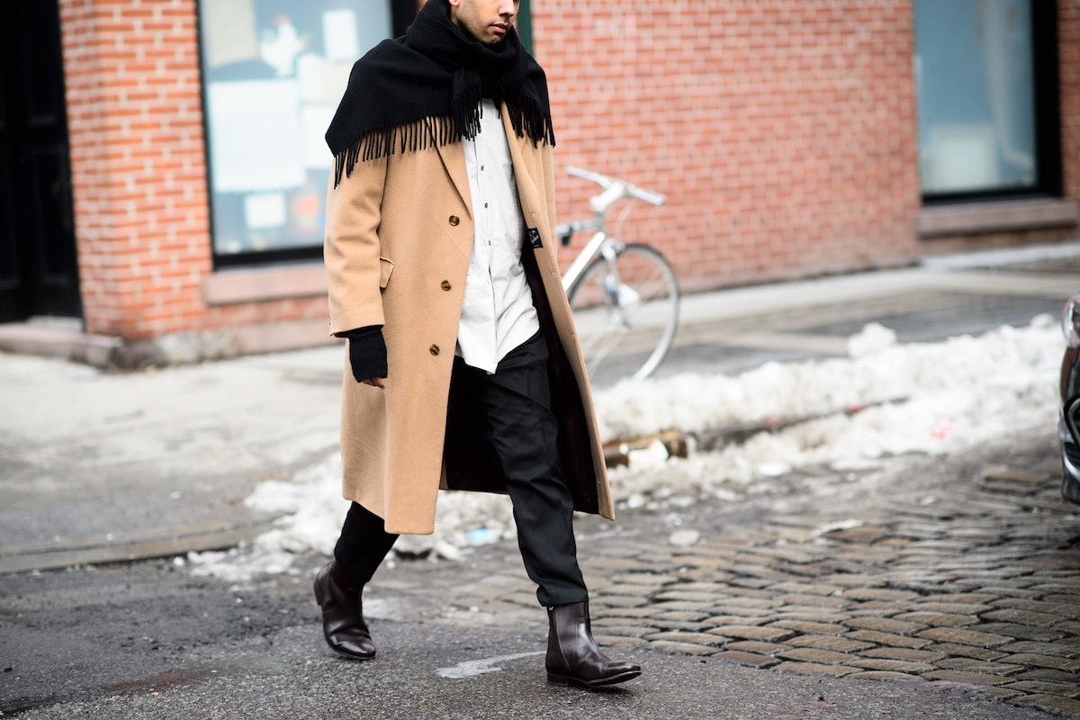 New York Fashion Week Fall 2015 Street Style Day 1