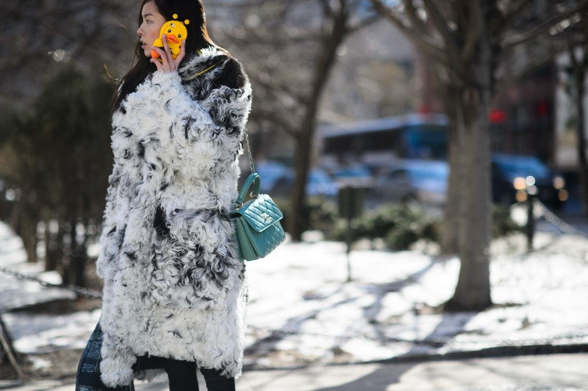 New York Fashion Week Fall 2015 Street Style Day 2