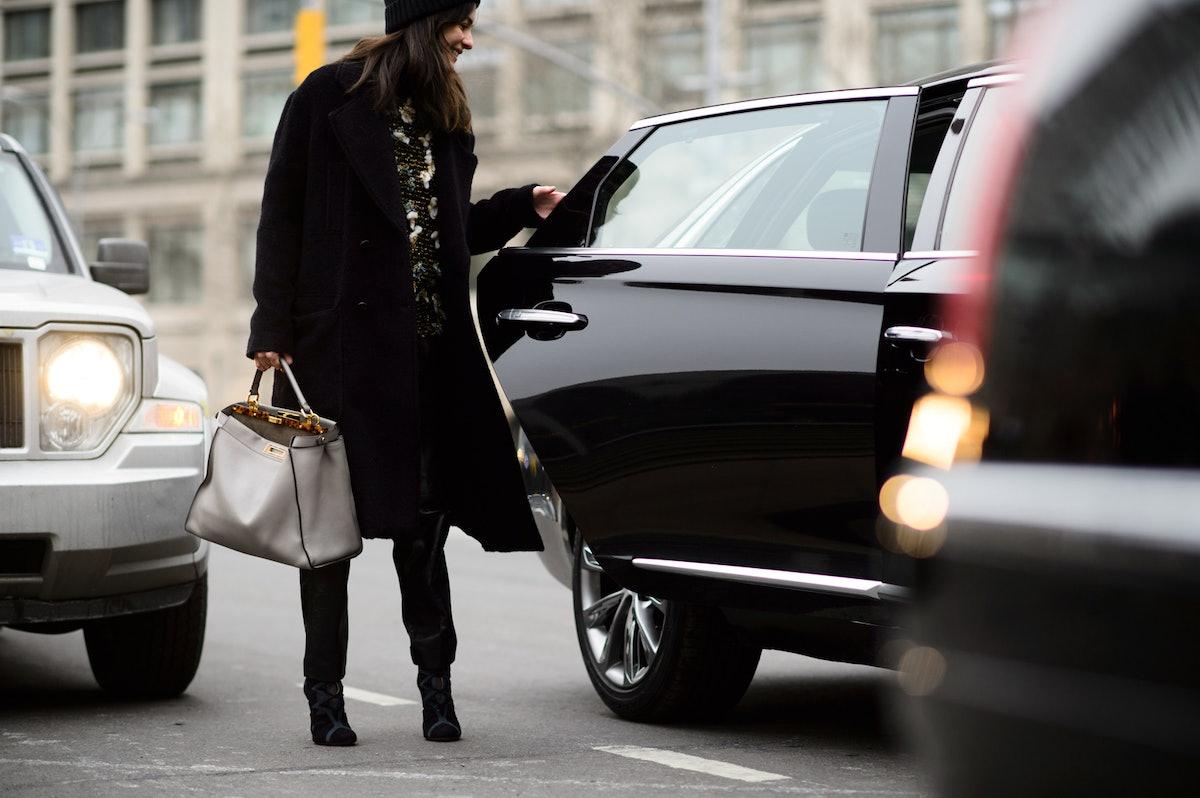 New York Fashion Week Fall 2015 Street Style Day 3