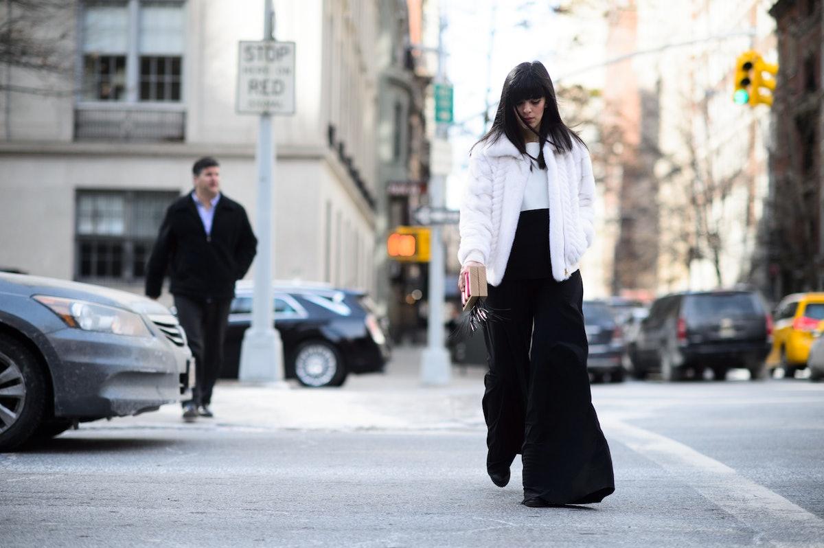 New York Fashion Week Fall 2015 Street Style Day 5