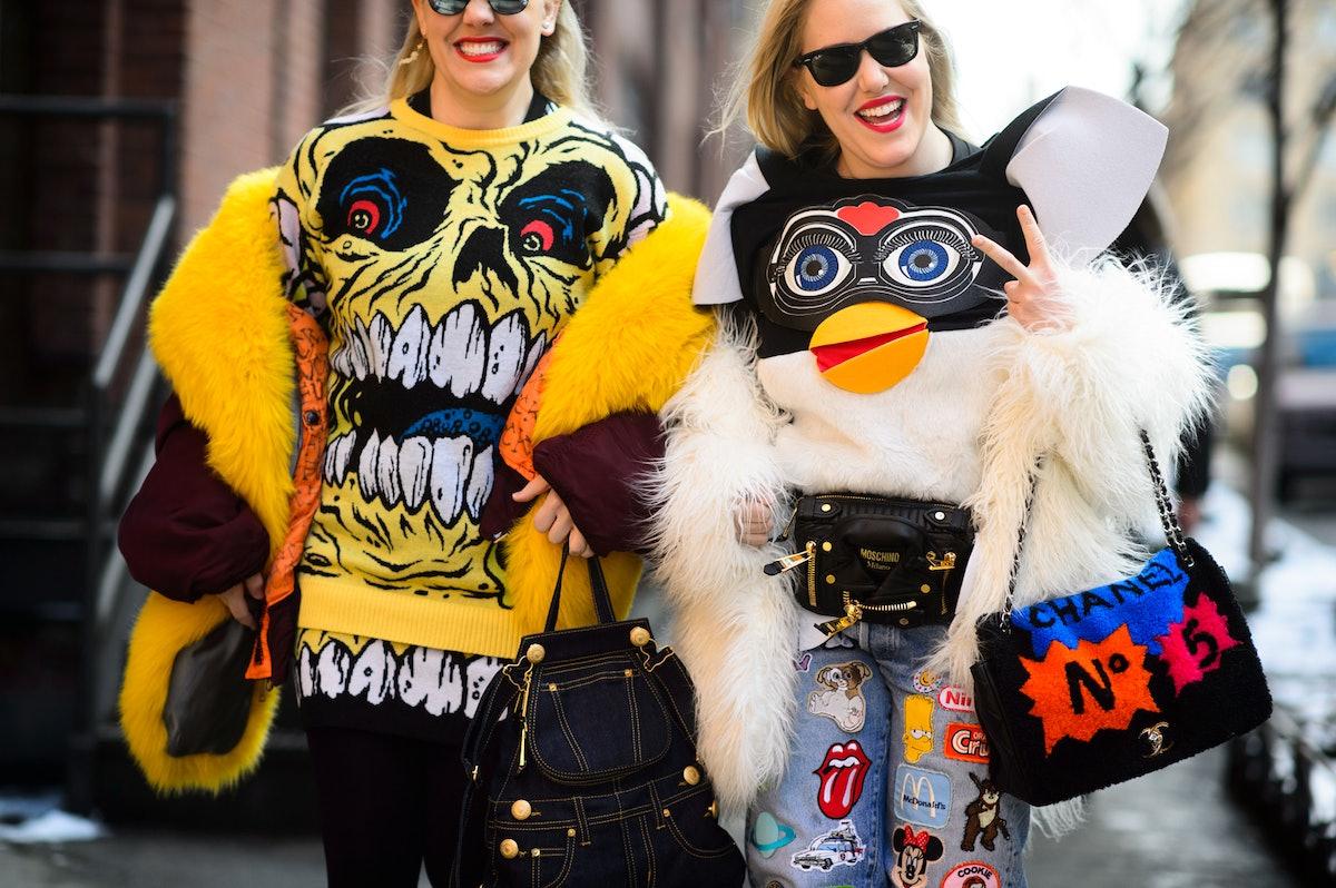 New York Fashion Week Fall 2015 Street Style Day 7