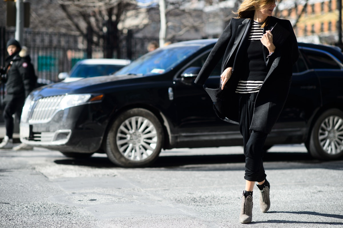 New York Fashion Week Fall 2015 Street Style Day 8