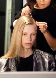 Thakoon Fall 2015 makeupthakoon-fall-2015-makeup-4