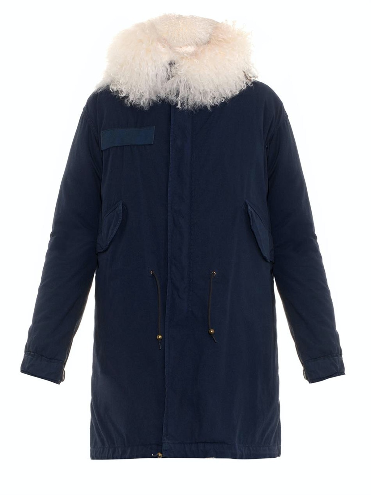 Mr. & Mrs Furs coat