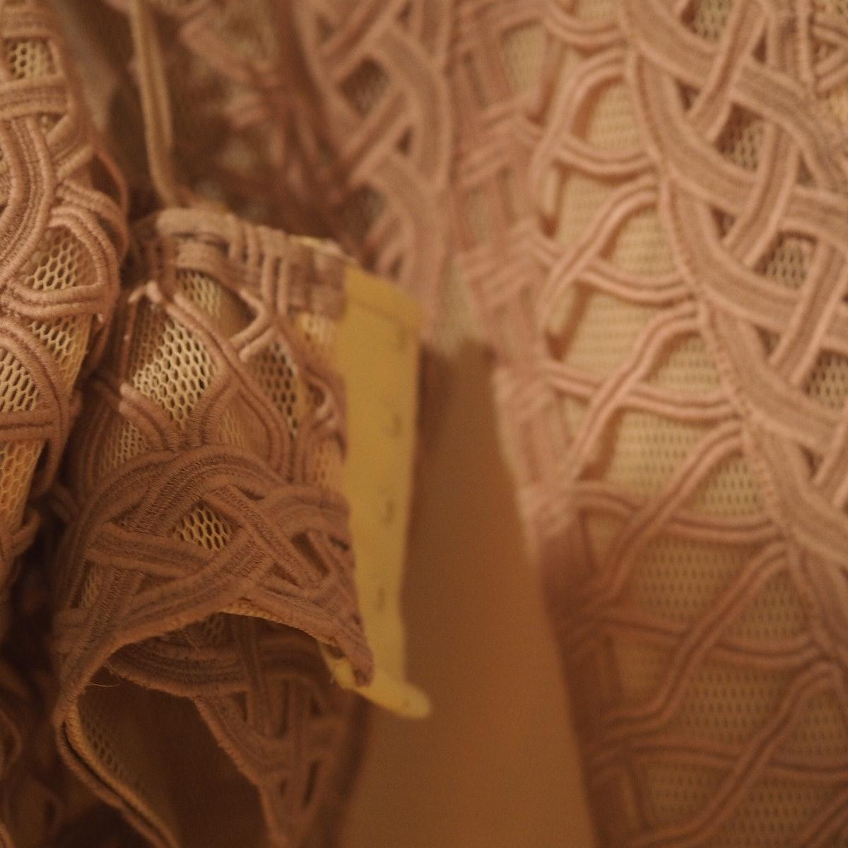 New York Fashion Week Fall 2015 Fabrics