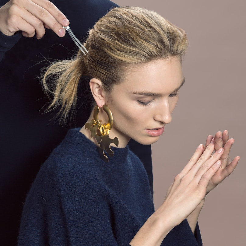 Tibi Fall 2015 Accessories