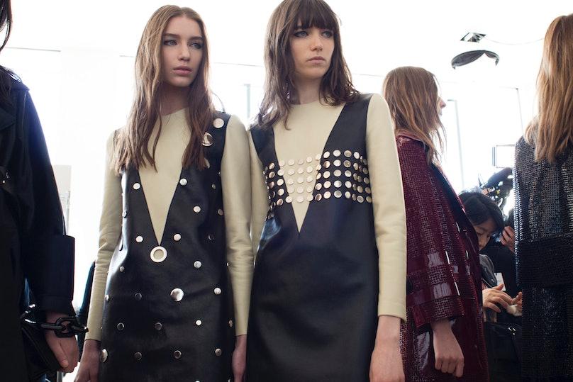 Calvin Klein Collection Fall 2015