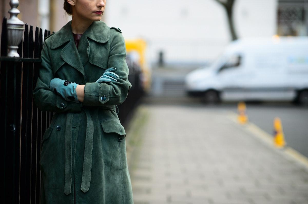 London Fashion Week Fall 2015 Street Style Day 2