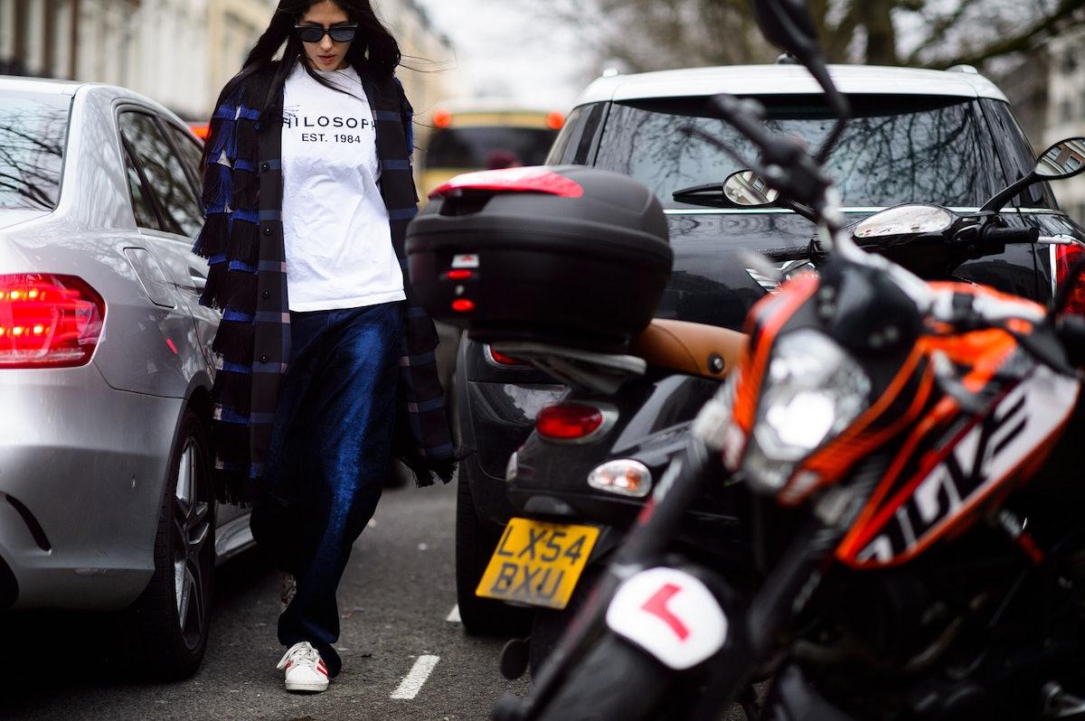London Fashion Week Fall 2015 Street Style Day 3