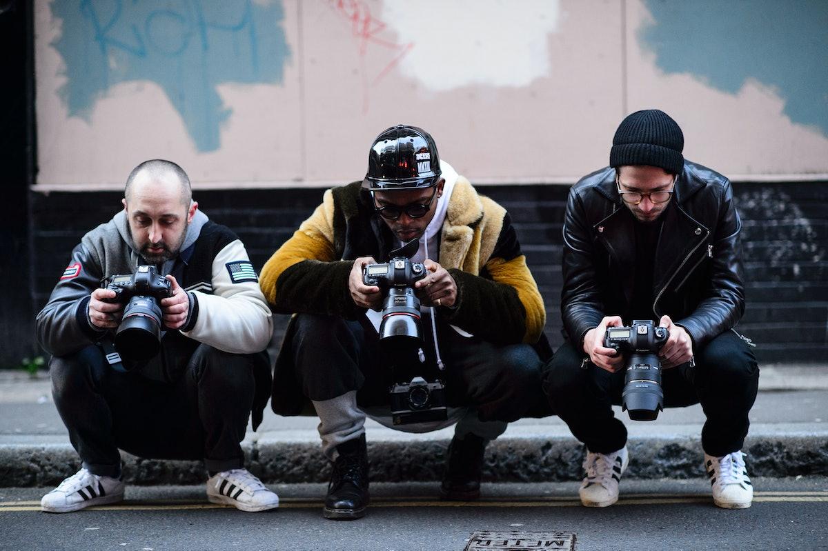 London Fashion Week Fall 2015 Street Style Day 4