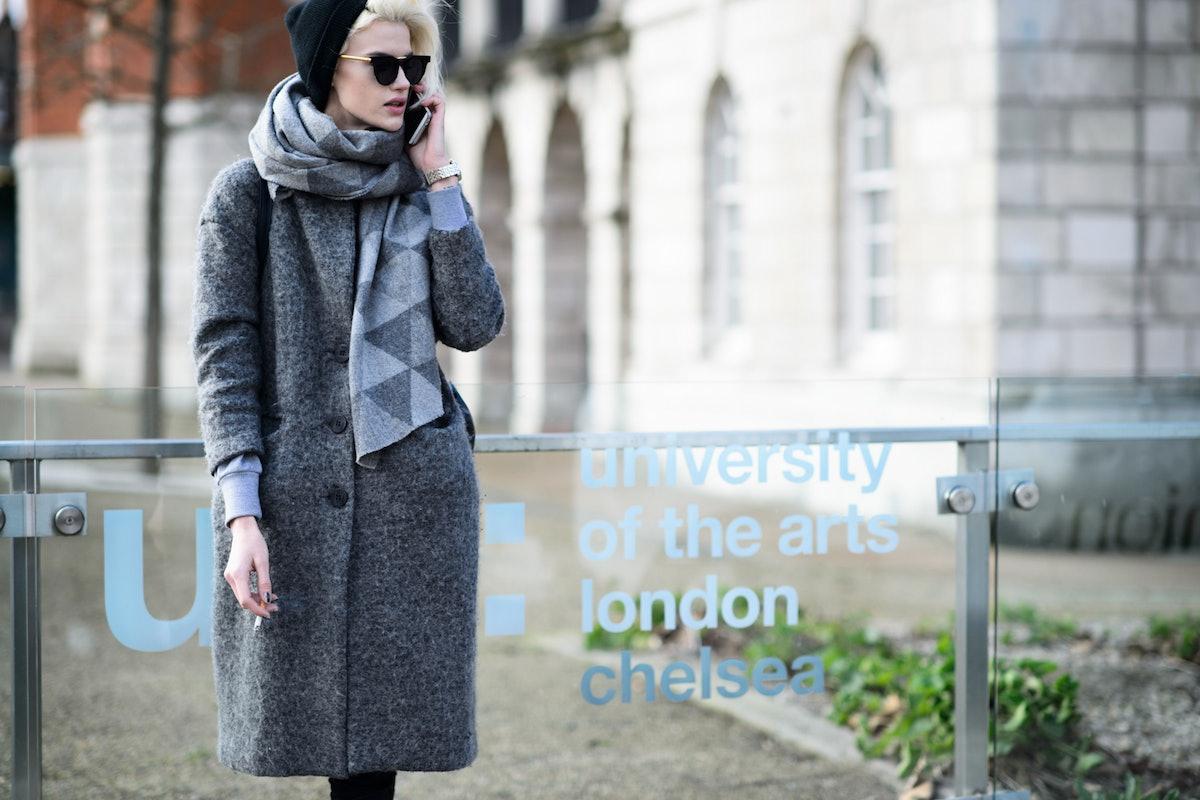 London Fashion Week Fall 2015 Street Style Day 5