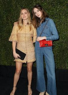 Nathalie Love and Lauren Love