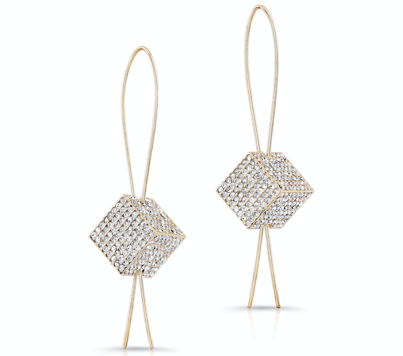 Vita Fede earrings with Swarovski crystals