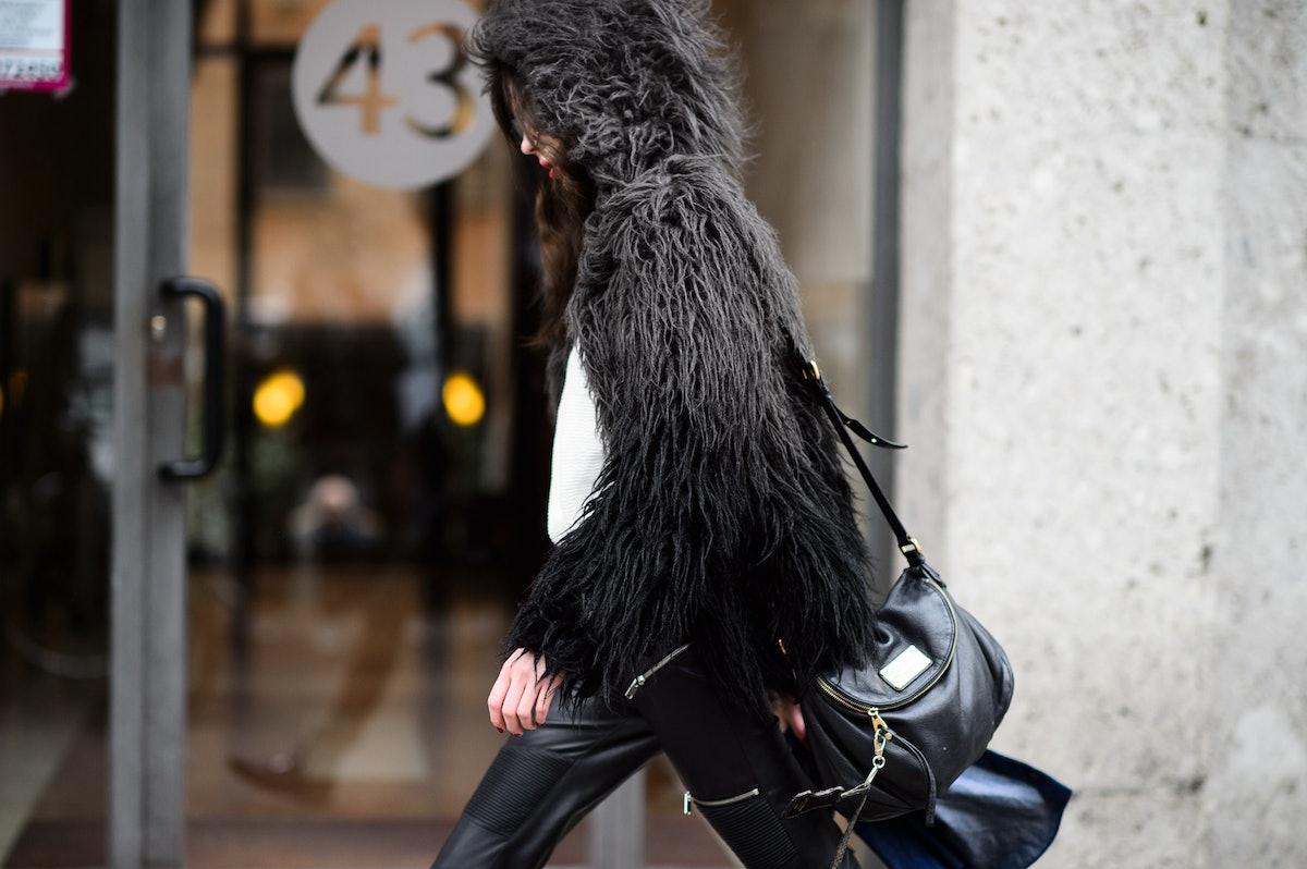 Milan Fashion Week Fall 2015 Street Style Day 3