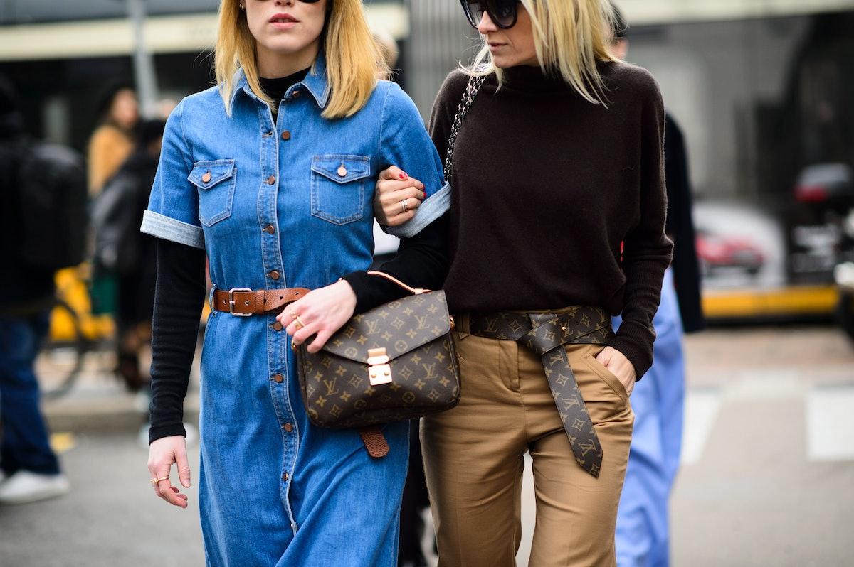 Milan Fashion Week Fall 2015 Street Style Day 4