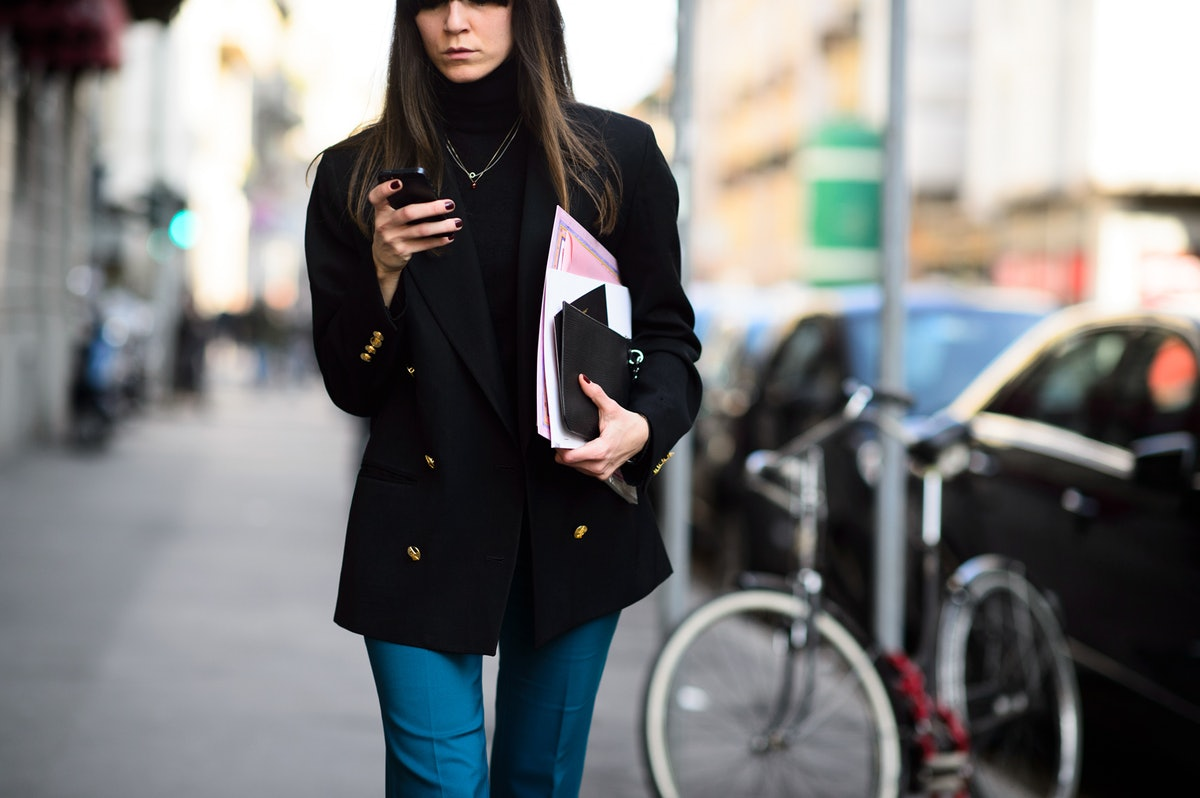 Milan Fashion Week Fall 2015 Street Style Day 5