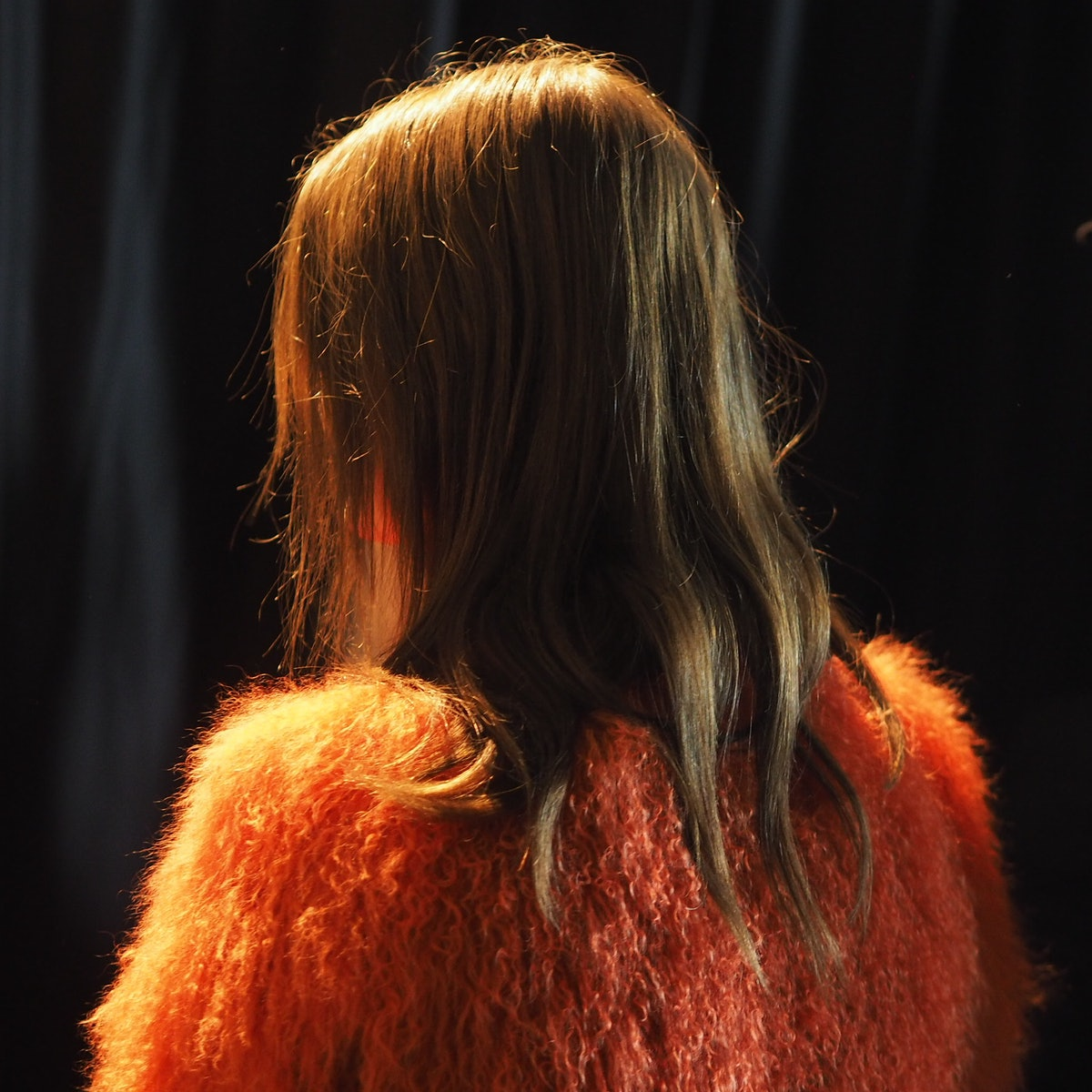 Backstage at Philipp Plein Fall 2015