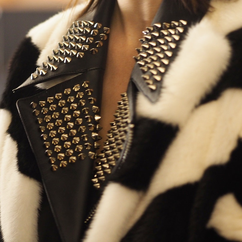 Backstage at Philipp Plein Fall 2015