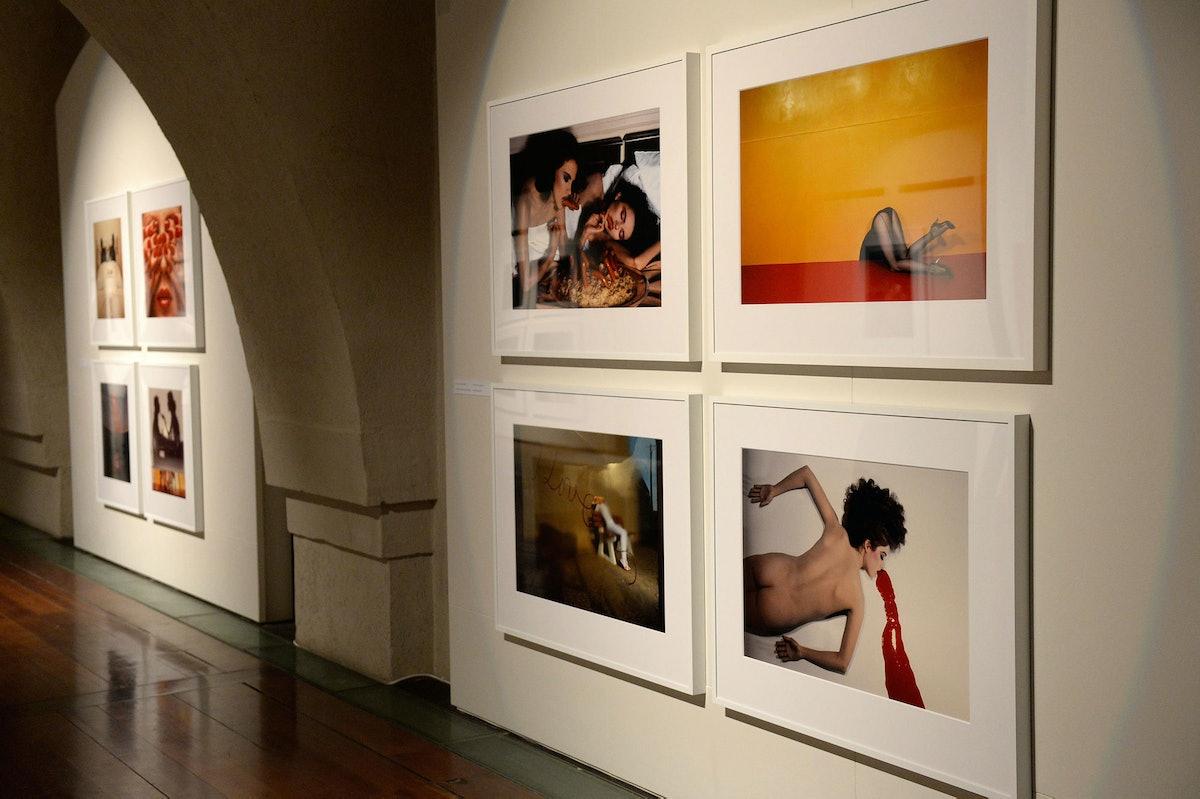 Guy Bourdin Exhibition