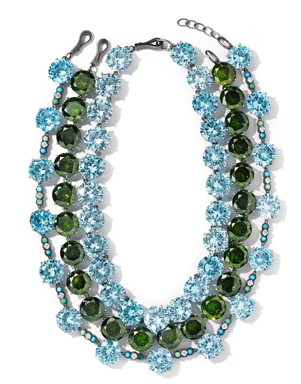 Bottega Veneta necklaces