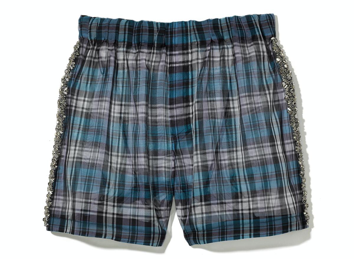 No. 21 shorts,