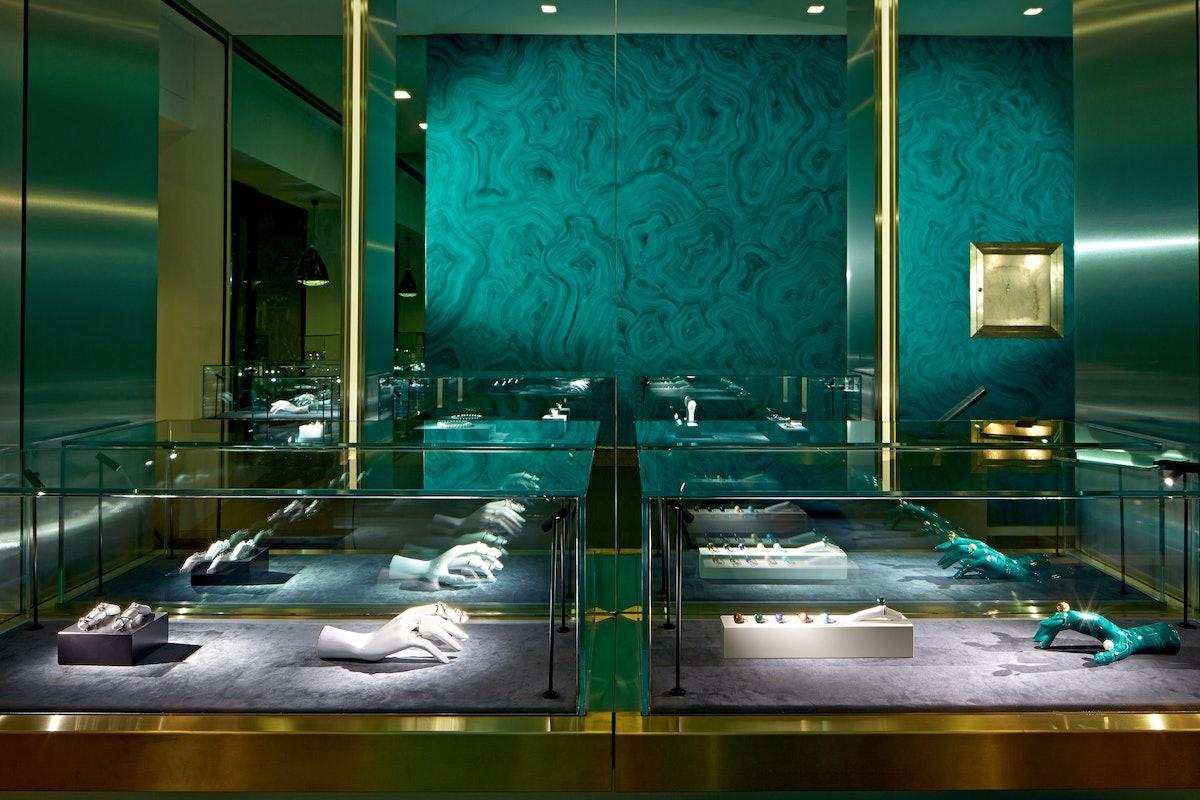 Inside Delfina Delettrez's London Store