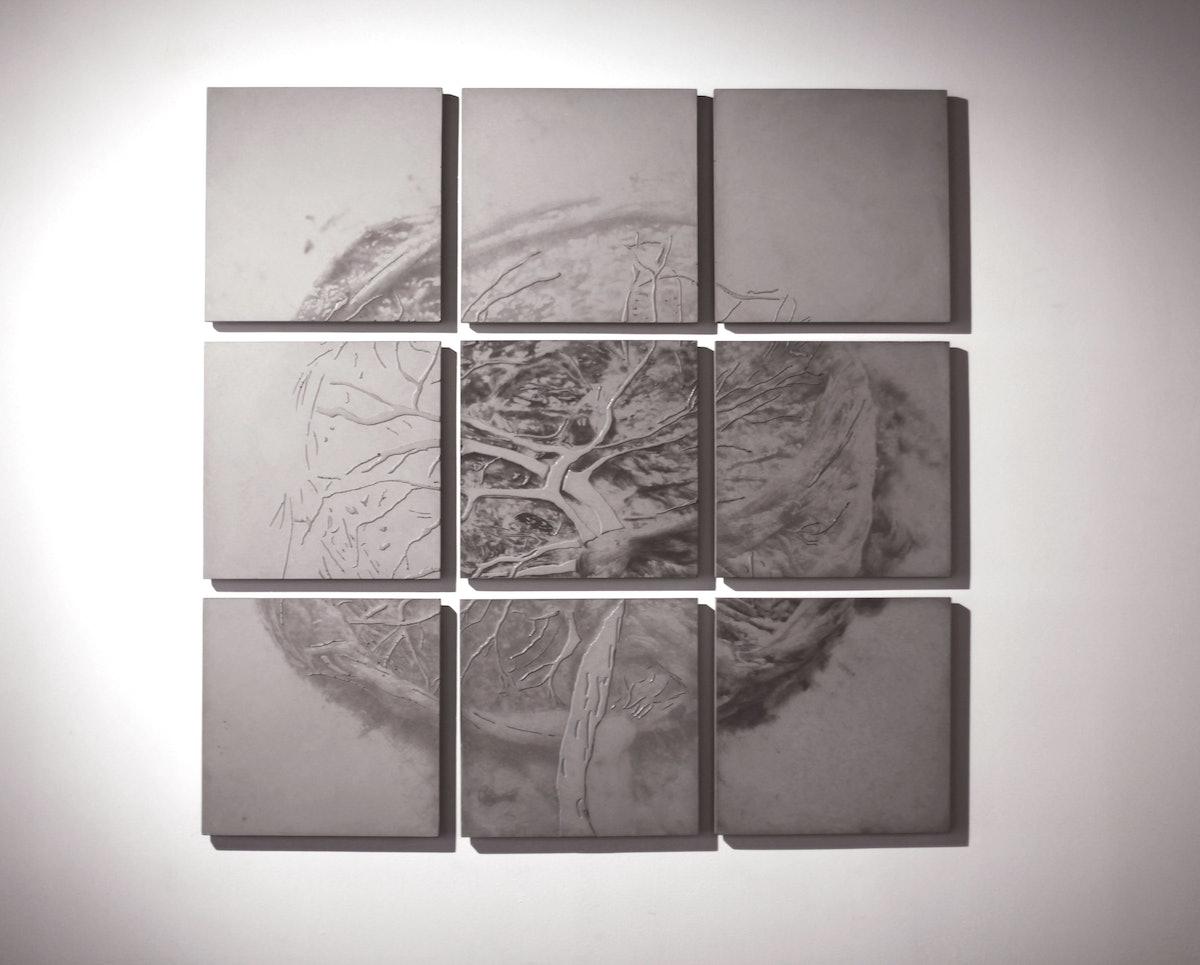 Untitled 14 (Present Life) 2015