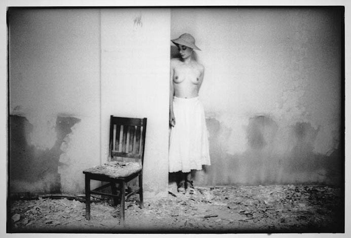 Francesca Woodman at Marian Goodman Gallery