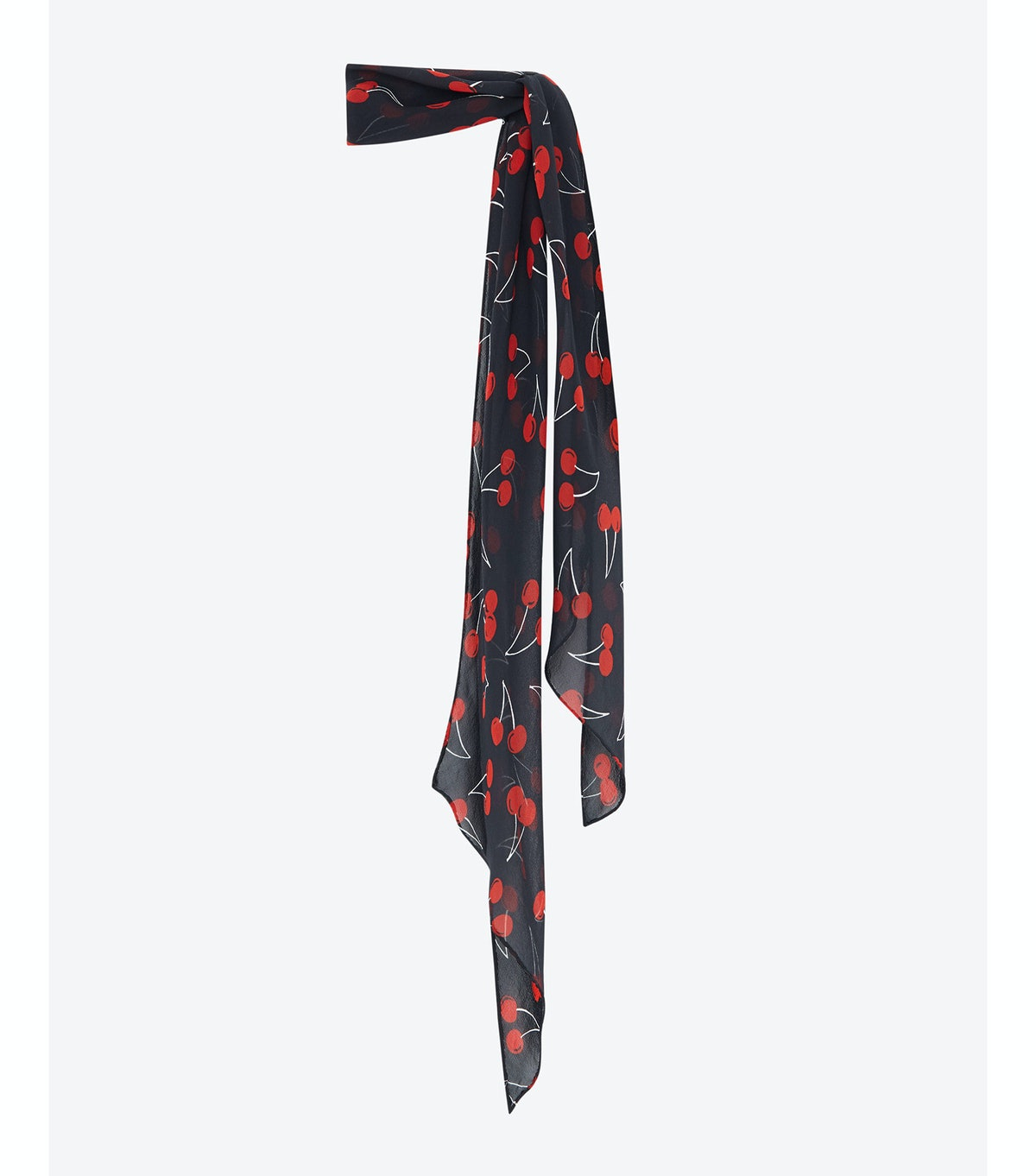 Saint Laurent silk scarf