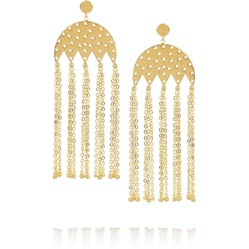 Arme de L'Amour earrings