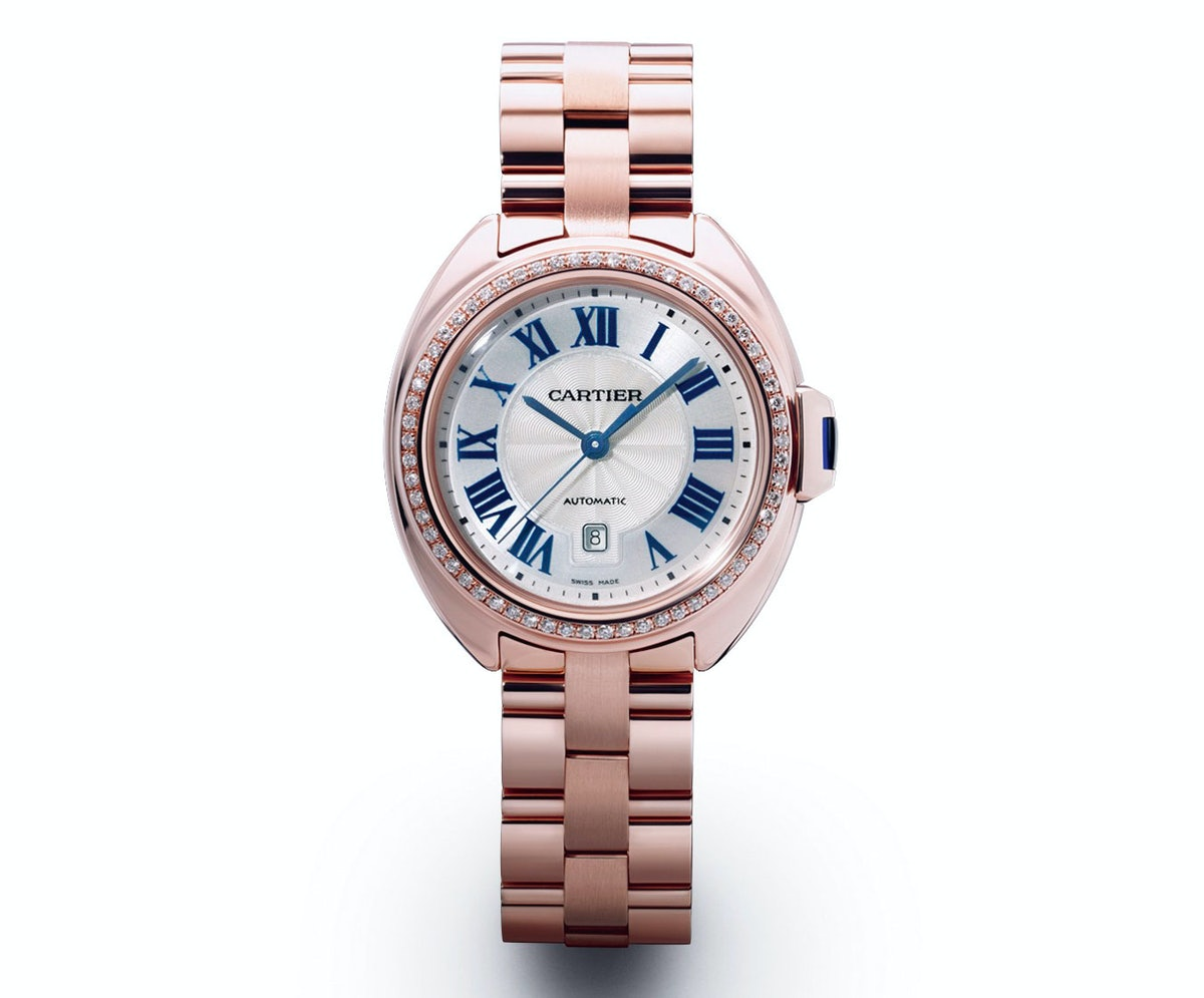 Cartier Cle watch
