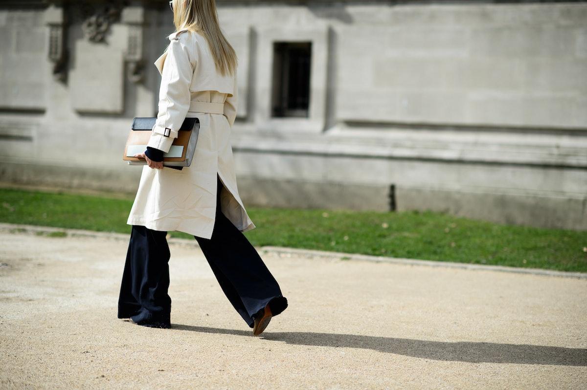 Paris Fashion Week Fall 2015 Street Style Day 1