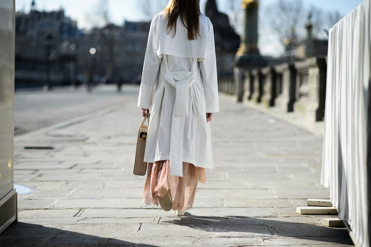 Paris Fashion Week Fall 2015 Street Style Day 2