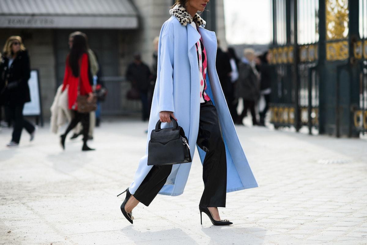 Paris Fashion Week Fall 2015 Street Style Day 4