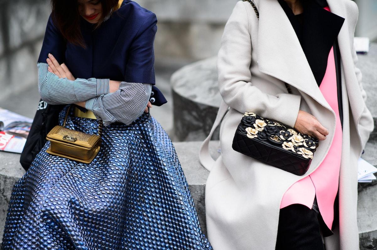 Paris Fashion Week Fall 2015 Street Style Day 7