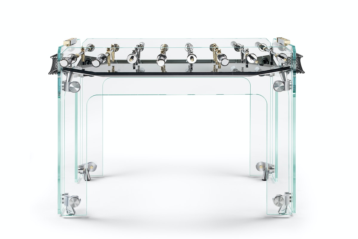 foosball table from Teckell Collection