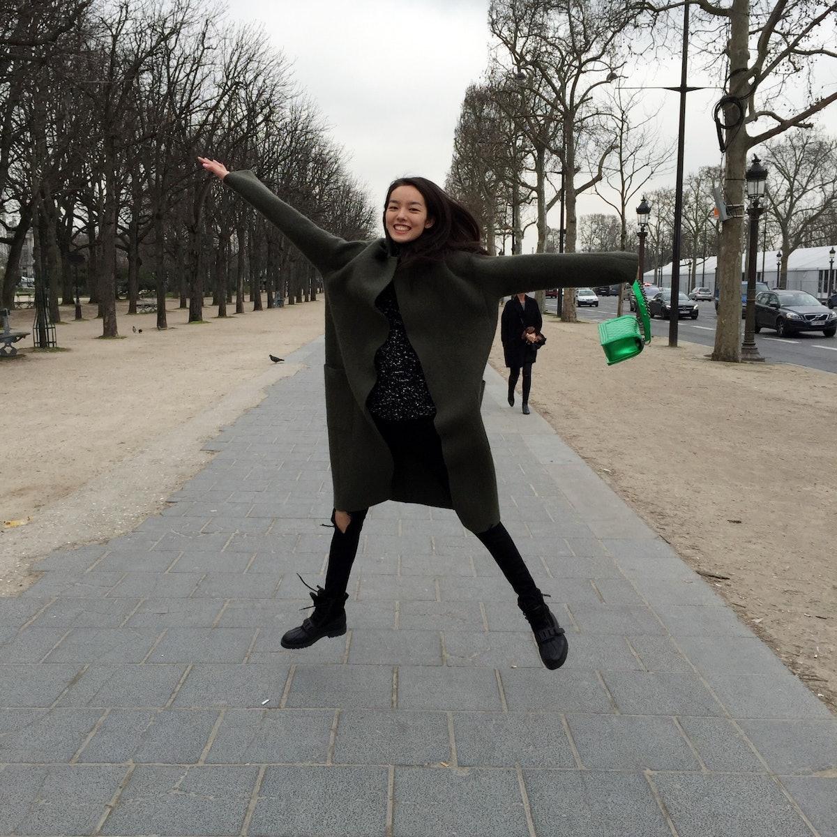 Fei Fei Sun Chanel