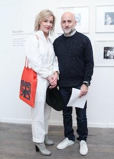 Alison Castle and Steven Alan
