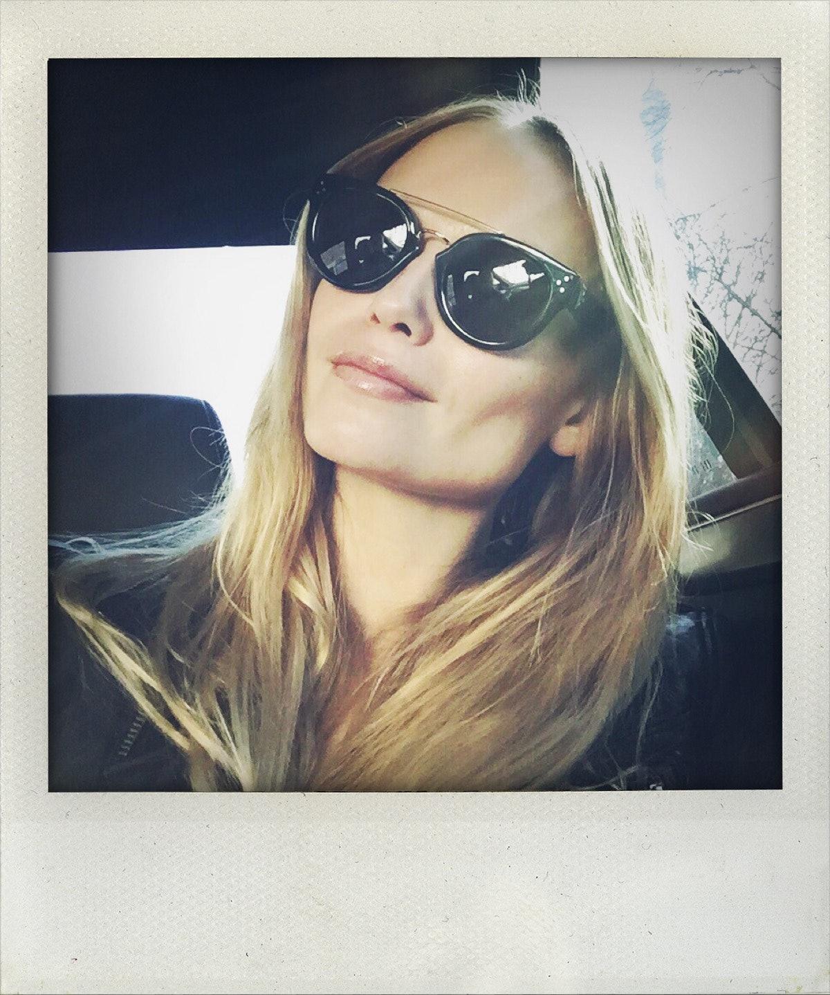 Natasha Poly Selfie