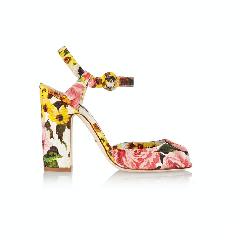 Dolce and Gabbana sandals