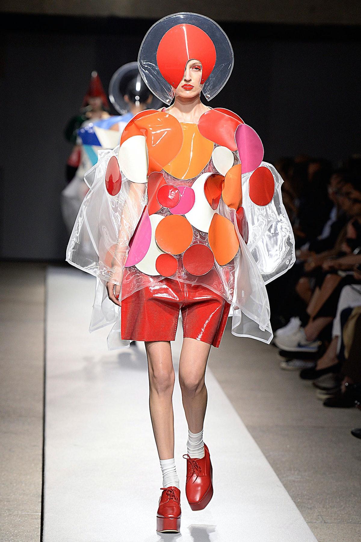 Junya Watanabe Spring 2015